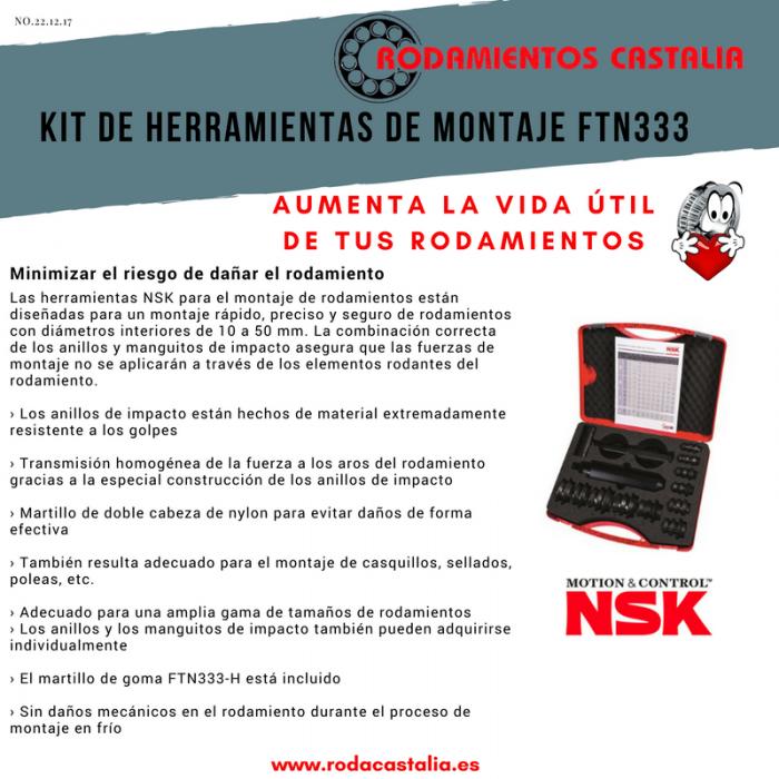 kit ftn333 nsk